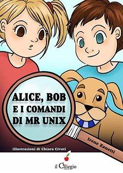 Alice, Bob e i comandi di MrUnix